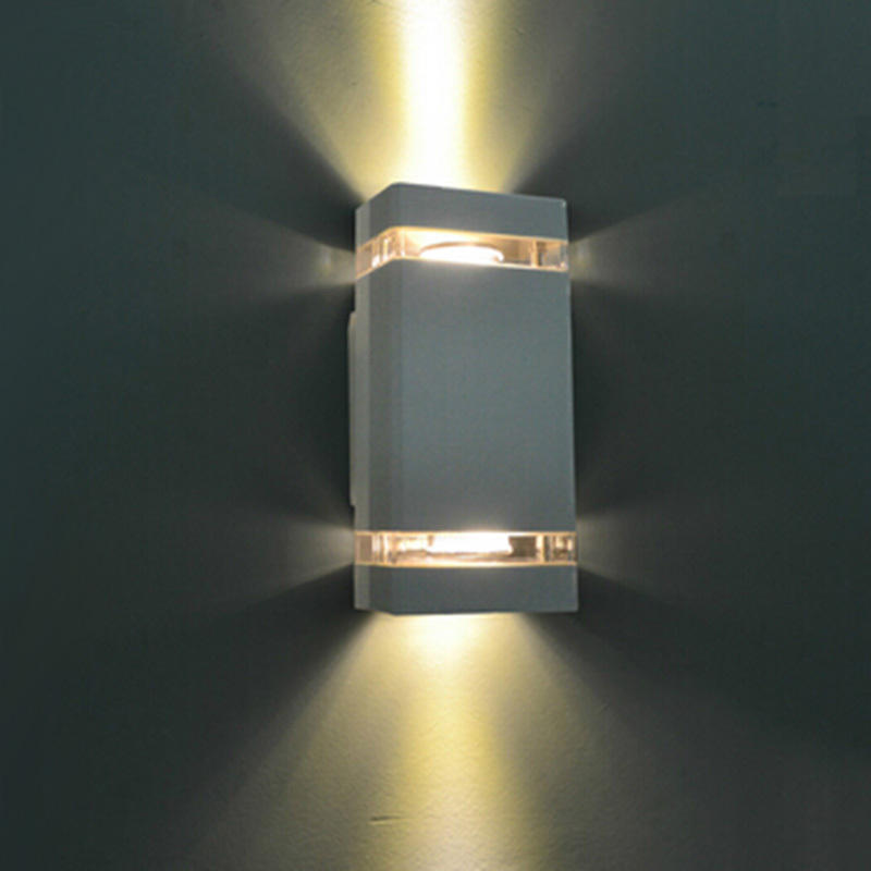 1pcslot led waterproof outdoor modern wall light mounted 8w ac85 1pcslot led waterproof outdoor modern wall light mounted 8w ac85 265v ip54 aluminum wall lamp in wall lamps from lights lighting on aliexpress aloadofball Image collections