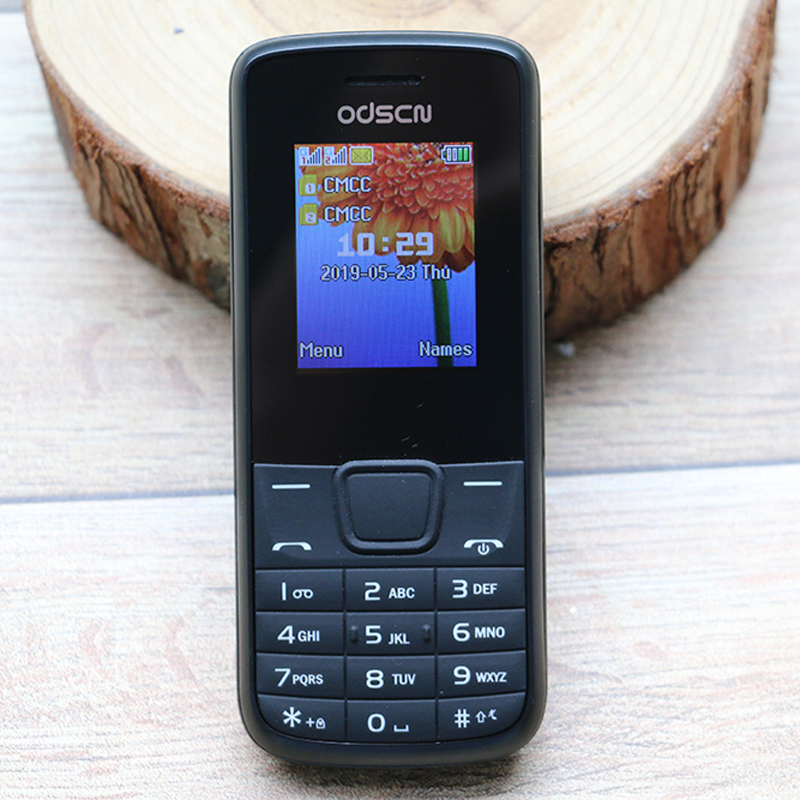 Extra Light Cellphone Dual Sim Whatsapp Ebook BT 2.0 Camera Flashlight 3.5 jack FM Russian Keyboard Mobile Phone Low Price