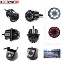 Koorinwoo Wireless Universal HD CCD Car Rear View Camera IP68 Night Vision 8 LED