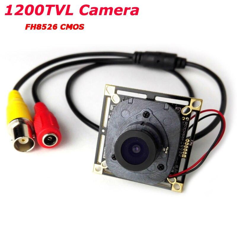 bilder für HD 1200TVL CMOS 960 H IR-SPERRFILTER Überwachungskamera 2,8 MM Objektiv Mini Bord
