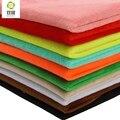 ShuanShuo Half yard Soft Short Plush Material Super Soft PlushToys Fabric For DIY Finger Toys Handmade Cloth