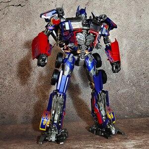Image 1 - Трансформация LS03F, фигурка робота игрушка из сплава, для игр в Diecast, M04, в стиле «оверсайз», из сплава, для игр в режиме «Diecast», модель MPP10, для игр в стиле «роботы», в стиле «я», для детей»