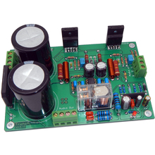 SK3875 Power Audio Amplifier Board 50W+50W 2.0 streo channel power amplifier upc1237 Original Super Transparent