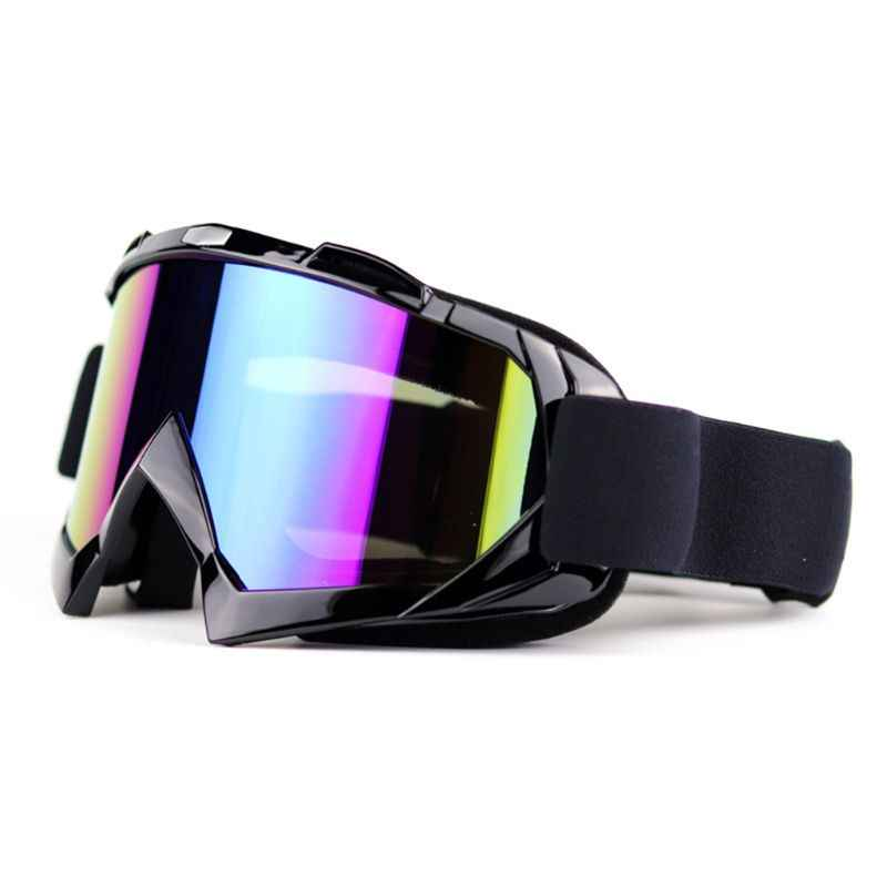 Windproof Motorcycle Goggles For Off-Road MX Motocross ATV UTV Dirt Bike Race Quad Trail Rider