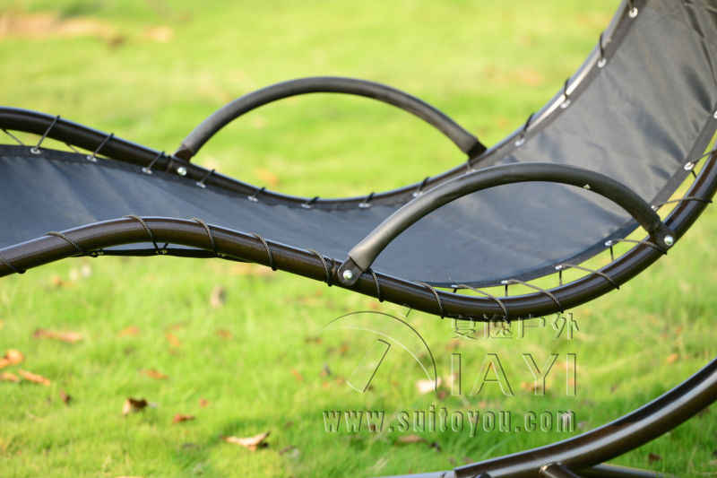 ... Hanging Chaise Lounger Chair Arc Stand Air Porch Swing Hammock Chair Canopy & Detail Feedback Questions about Hanging Chaise Lounger Chair Arc ...