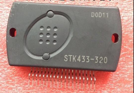 STK433-330 ZIP-23