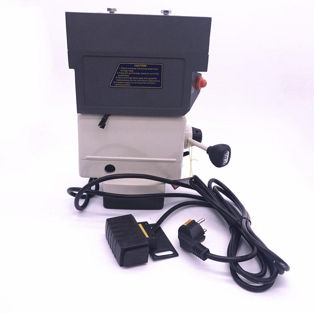 ALSGS ALB-310 200 obr./min 450in-lb110V 220V zasilanie poziome zasilanie automatyczne zasilanie stołu dla frezarki zasilanie osi X er