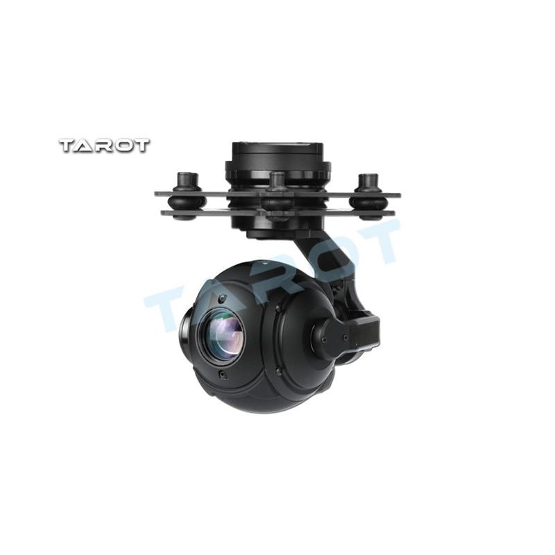 Cardan à rotule Tarot HD PEEPER T10X 250ma sans bavure FPV sphérique haute définition TL10A00 avec caméra Multicopter HD