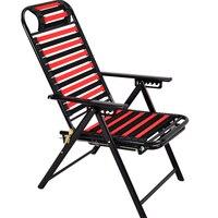 Эластичный Шнур дышащая здорового стул обеденный перерыв складной стул офисный лежащего открытый пляж стул Регулируемый шезлонг