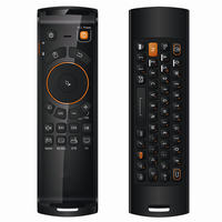 RF 2.4GHz wireless frequency air mouse wireless keyboard remote control 3in1 gyroscope for Windows XP Vista 7 MAC Linux Android.