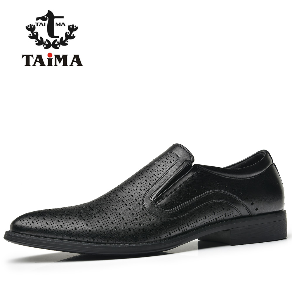 TAIMA New season Design Collection Color black Men Loafers Comfortable Men Flats Shoes #995705P пена монтажная mastertex all season 750 pro всесезонная