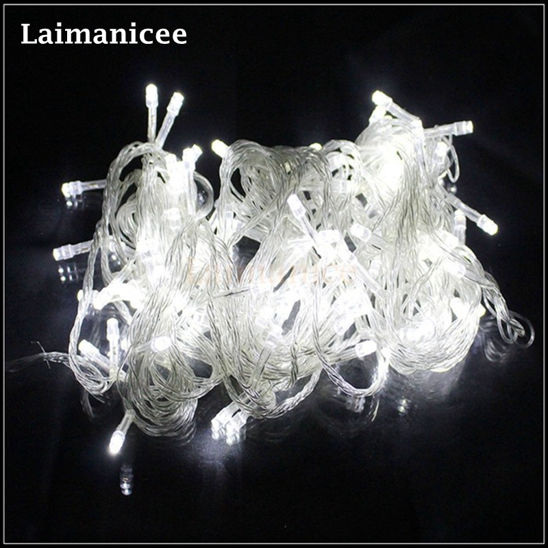 HOT Sale Led String Lights 10M 20M 30M 50M 100M Xmas