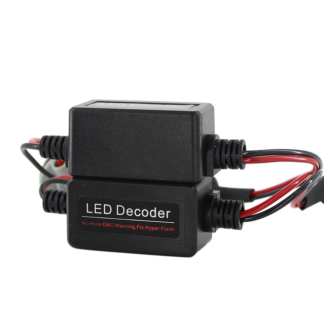 1156 P21w Py21w Caubus Resistor Led Turn Signal Day Reverse Brake Lights Load Error Free No Flickering Fix Hyper Flash Decoder