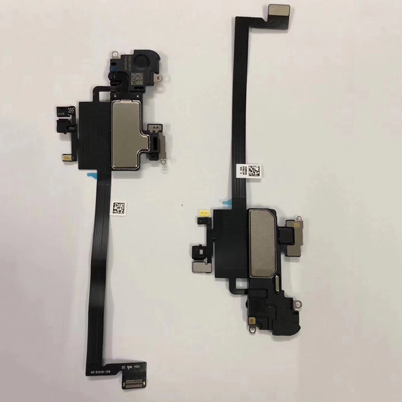 Original Earpiece Ear Speaker Sound with Sensor Flex Cable Assembly For iPhone XS MAX Replacement Parts