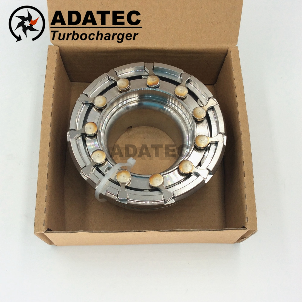 BV50 Turbo Variable Geometry 53049880054 53049700054 Turbine Nozzle Ring 059145715E 059145702N For Audi A4 3.0 TDI (B7) 204 HP