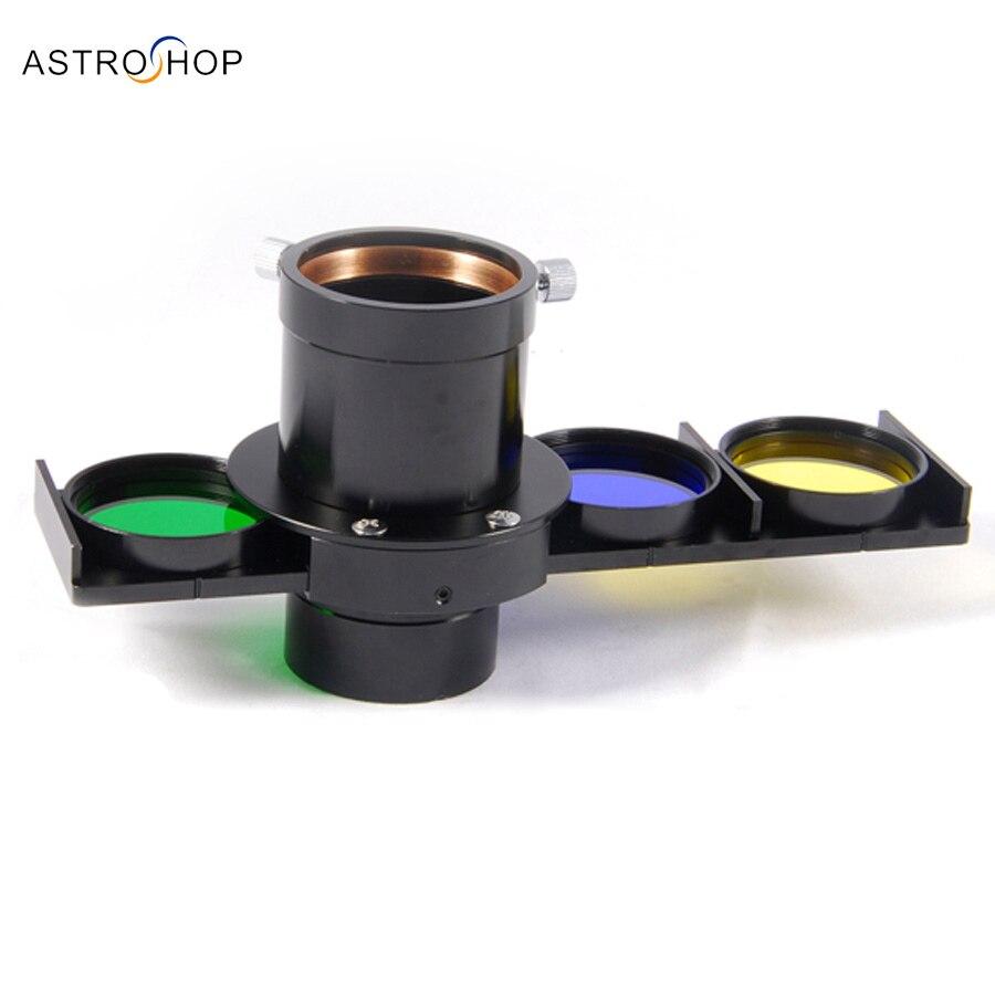 2/M48 Filter-Slider (4-slot) (without color filter) sephora vintage filter палетка теней vintage filter палетка теней