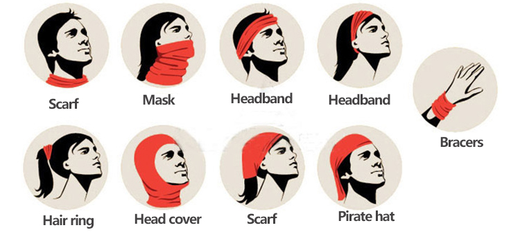 HTB1BL LX2LsK1Rjy0Fbq6xSEXXam - Men Women's Turban Magic Scarf Outdoor Sports Bicycle Riding Headband Bike Cycling Balaclava Neck Tube Warmer Bandanas Face Mask
