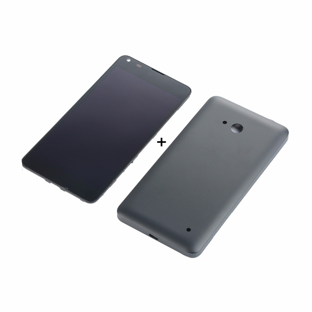 Original For <font><b>Nokia</b></font> Lumia 640 RM-1109 RM-1072 RM-1073 RM-1077 LCD Display Touch Screen Digitizer+<font><b>Battery</b></font> Back <font><b>Cover</b></font> image