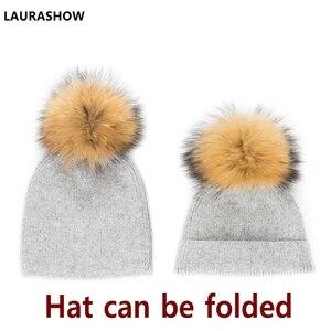 Image 3 - LAURASHOW bonnet en laine pour bébé