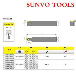 Image 3 - SRDCN1010H10/SRDPN1010H10/1212H10 CNC Turning Tools Screw Fastening External Turning Holder Use RPMT RDMT RPGT 10T3/08T2