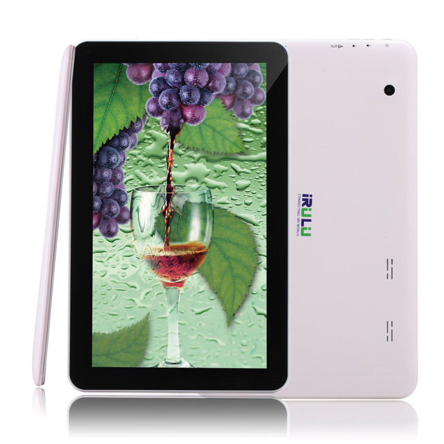 Original iRULU eXpro X1Plus 10.1 » Tablet PC Android 5.1 Quad Core 16G ROM Tablet Dual Camerals 2MP Bluetooth WiFi w/Case Hot