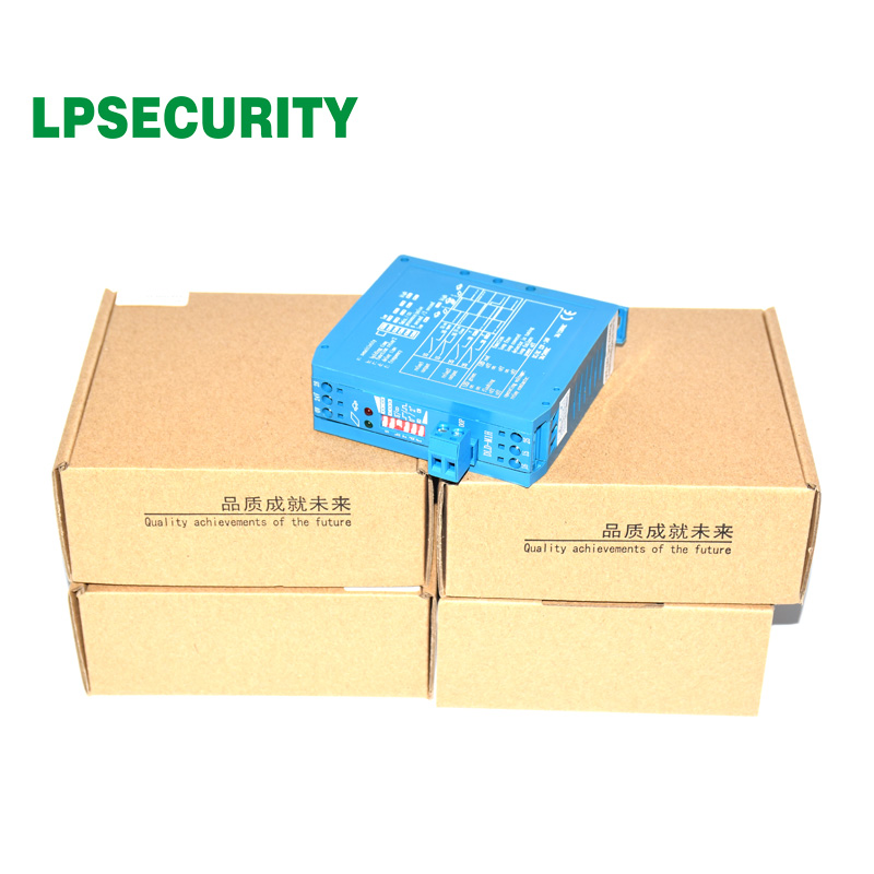 LPSECURITY 10pcs 12V 24V DC Inductive Vehicle Loop Detector Sensors For Liftmaster PPA ROSSI JSST FUJICA Barrier Gate Opener