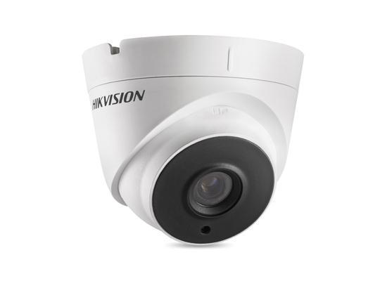 Hikvision 2MP Turbo HD Camera DS-2CE56D7T-IT3 WDR EXIR Turret Camera 20M IP66 Dome Camera hik ds 2ce56d1t it3 hd720p exir turret camera 2 megapixel cmos ip66 weatherproof turret camera with 40m ir home security camera