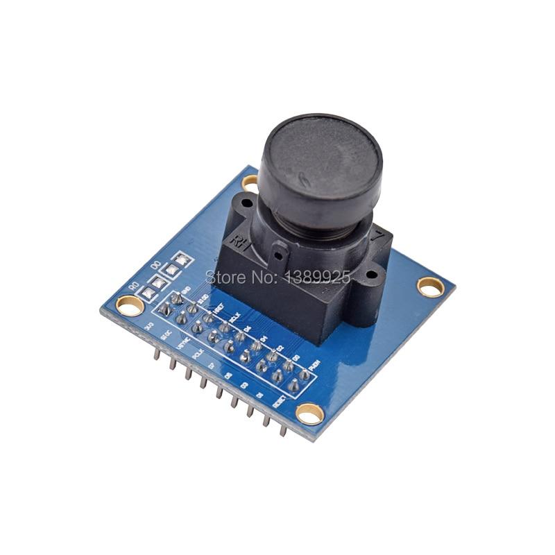 10pcs OV7670 Camera Module Supports VGA CIF Auto Exposure Control Display Active Size 640X480