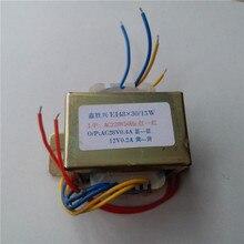 28V 0.4A 12V 0.2A трансформатор 220V вход 15VA EI48 * 30 японский увлажнитель силовой трансформатор