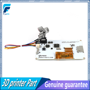 Image 2 - Contrôleur décran tactile de couleur intégré, 5 pouces, pour DuetWifi, duo 2 Ethernet, pièces dimprimante 3D, 5 pouces