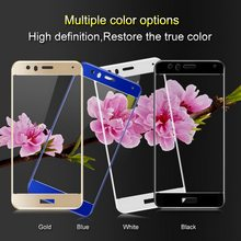 For Huawei P10 Lite tempered glass film Imak Full coverage Screen Protector full protection Anti-crack Fullscreen for P10lite(China)