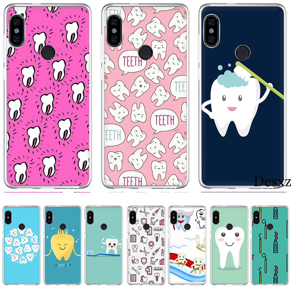 Fitted Cases Cellphones & Telecommunications Silicone Cover Phone Case For Xiaomi Redmi S2y2 6 5 2 3 3s Pro Plus Redmi Note 4 4x 4a5a6a Nurse Doctor Dentist Tooth Injections