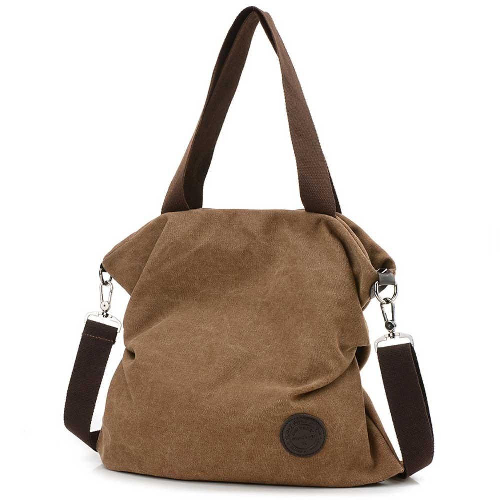XEDUO 2019 Unisex Fashion Solid Soft Casual Totel Bag Canvas Bag Messenger Bag Shoulder Bag Bags Hot sale