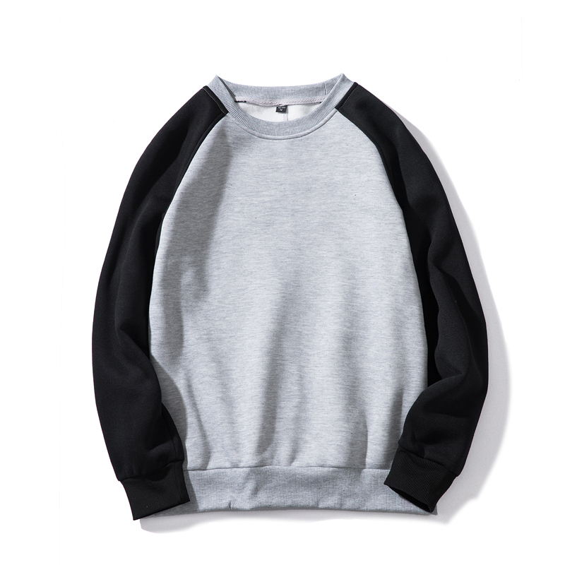 Covrlge Fashion Brand Men Hoodies Top 2019 Autumn Male Splice Pullover Hoodies Mens Sweatshirt Hoodies Clothing EU Size MWW132