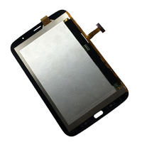 Black White For Samsung Galaxy Note 8 N5100 GT N5100 Touch Screen Digitizer Sensor Glass LCD