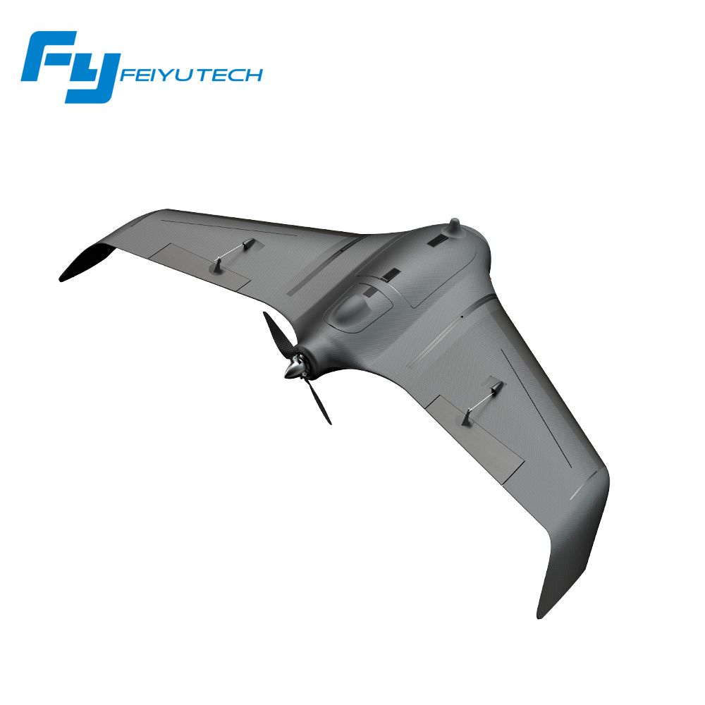 Feiyu Unicorn Portable Professional Airplanes Aerial Photography Mapping System RC Fixed Wing Drone UAV unmanned air vehicle