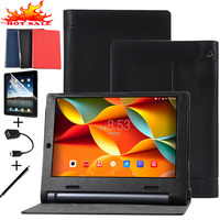Luxury Litchi Style Leather Cover Case For Lenovo YOGA Tab 3 YT3 X50F YT3 X50L YT3