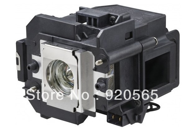 ФОТО Free Shipping ELPLP59 / V13H010L59 Projector Bulb with housing  for Epson EH-R1000/EH-R2000/EH-R4000 Projector 3pcs/lot