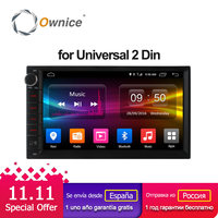 Ownice C500 Android 6,0 Octa Core 2 din универсальный для Nissan gps Navi BT Радио стерео аудио плеер (нет DVD) Строить в 4G Moudule