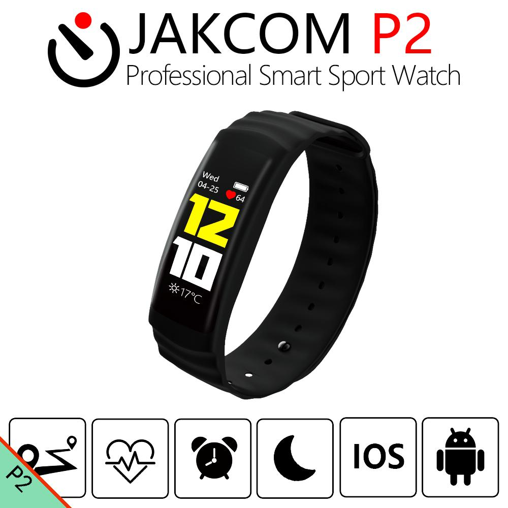 JAKCOM P2 Professional Smart Sport Watch Hot sale in Smart Activity Trackers as keychain alarm wearable devices llavero gps