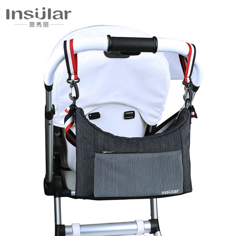 2019 Stroller Bag Organizer Stroller Accessories Diaper ...