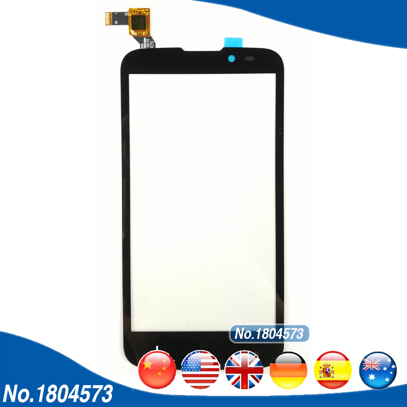 Touch Screen Digitizer For Fly IQ4502 IQ 4502 Qud ERA Energy 1 Touchscreen Front Glass Panel Replacement 1PC/Lot