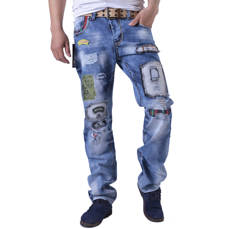 Ripped Destroyed Jeans Promotion-Shop for Promotional Ripped ...