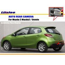 Caméra de recul pour voiture, accessoire pour Mazda 2 Mazda2 Demio 2007 – 2014 HD CCD