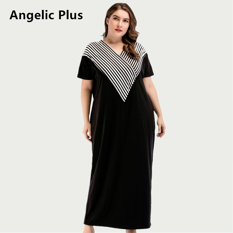 2018 Plus size Summer Max Long Dress Women Lady s Party Wedding Prom High Quality Elegant