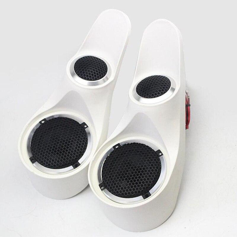 Car Speaker Audio Modified Three-way Speaker 3.5 Inch 3 Inch Midrange Speaker Center Surround Pure  Intermediate Frequency