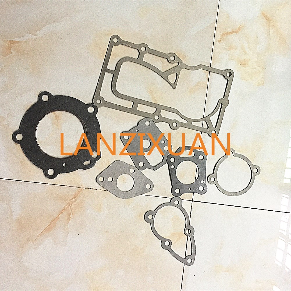 Outboard Engine Complete Power Head Seal Gasket Kit for Tohatsu Nissan 4HP 5HP Boat Motor Free Shipping
