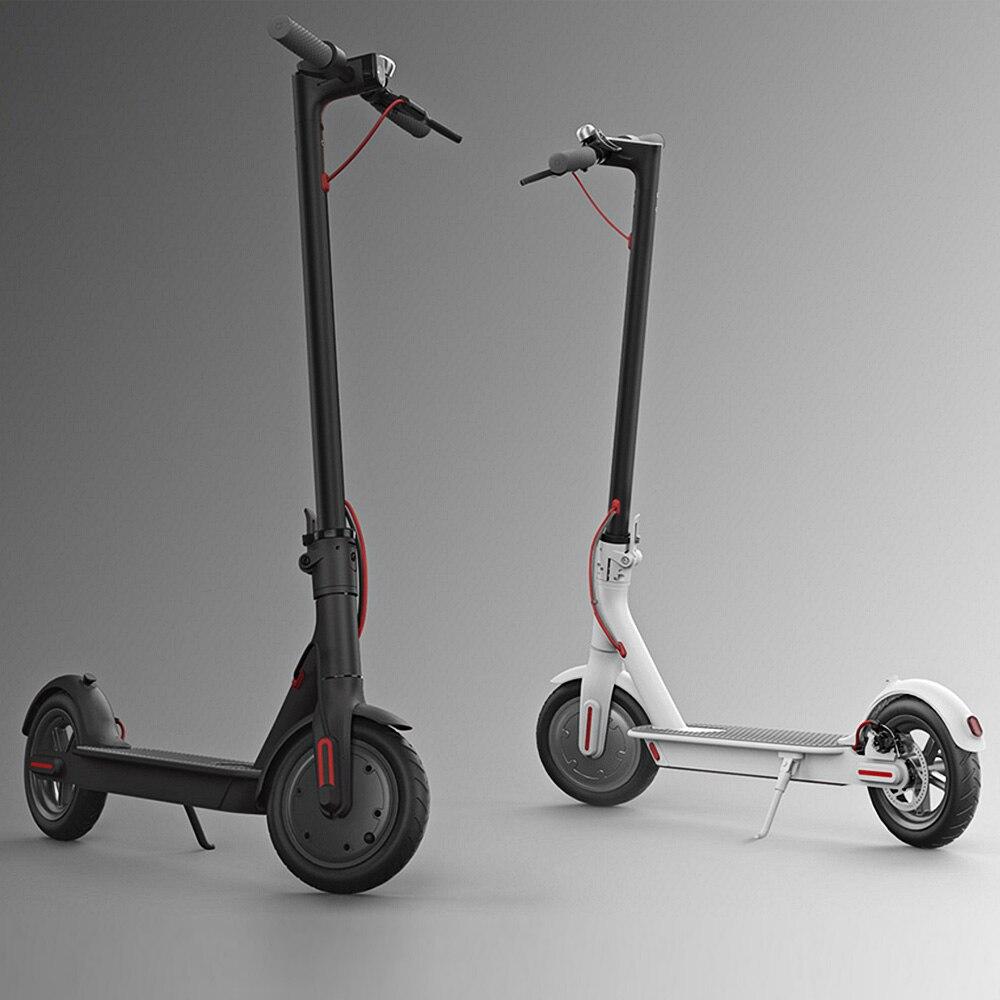 Originale di Smart Elettrica Pieghevole Leggero Bordo Lungo Hoverboard Skateboard 30 km di distanza in Miglia