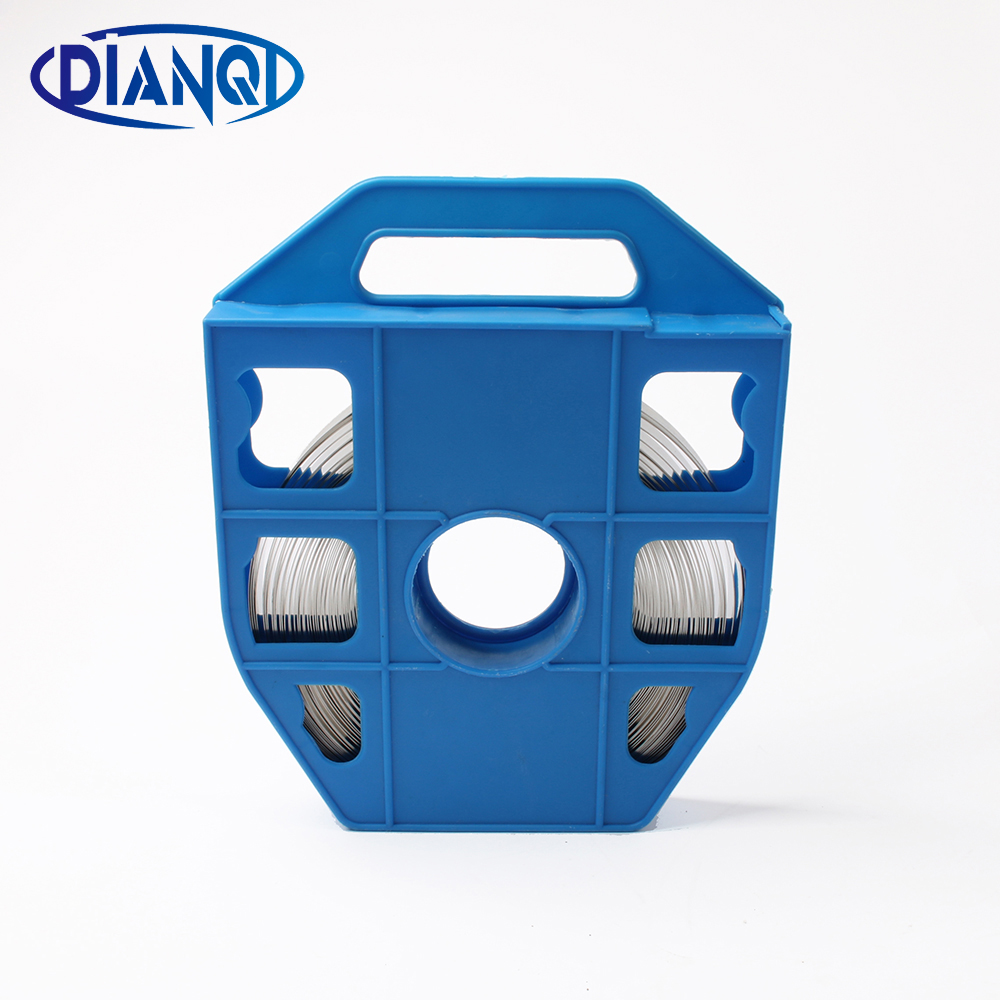 Stainless steel cable tie box
