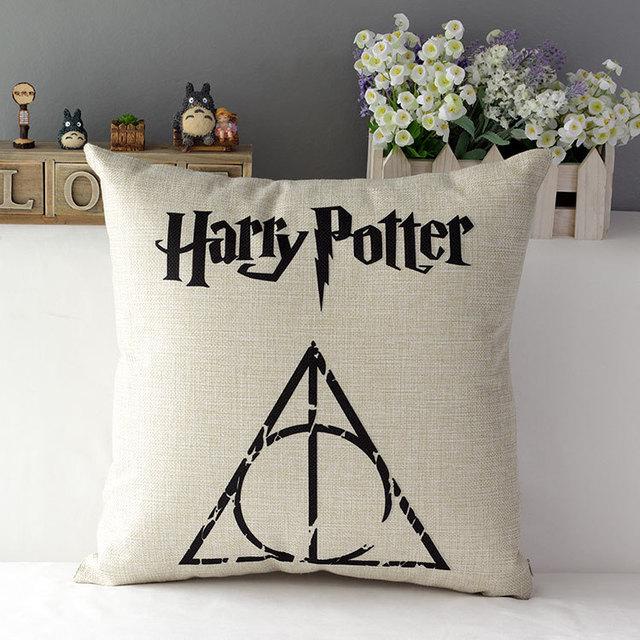 Harry Potter – Soft Cotton Pillow Case